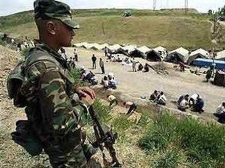 Киргизькі прикордонники не хочуть колишнього військовополоненого