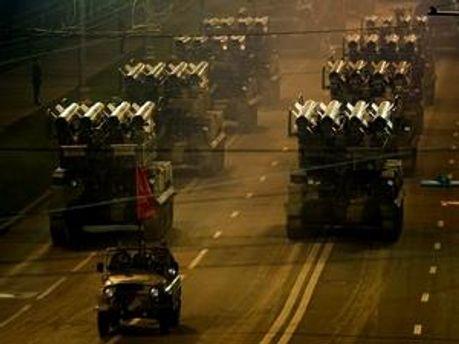 У тренуванні взяли участь 10,5 тисячі військовослужбовців і 159 одиниць військової техніки