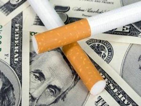 Акциз на сигарети збілишься з 20% на 25%