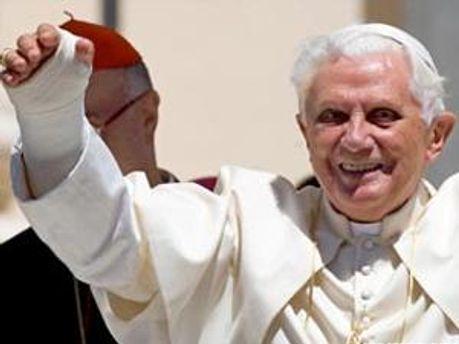 Папа Бенедикт
