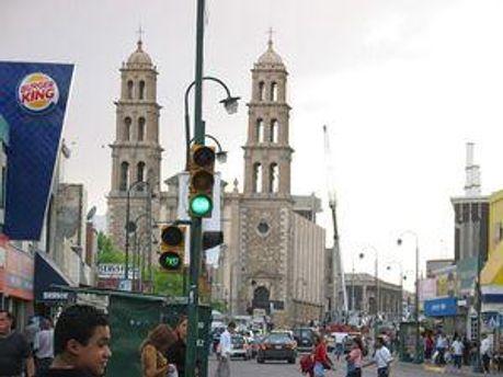 Місто Сьюдад-Хуарес