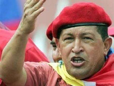 Уго Чавес завжди готовий дати бій опозиції