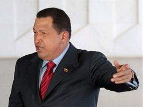 Чавес обіцяє стати найпопулярнішим твіттерянином