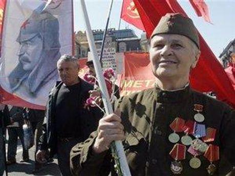 Цьогоріч донецькі ветерани можуть бойкотувати офіційні святкування