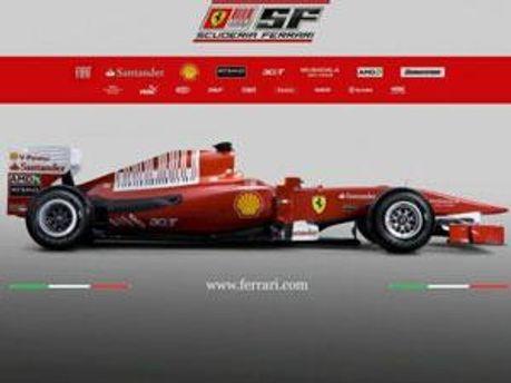 F10 Ferrari