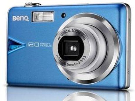 Новий фотоапарат від BenQ містить в собі незвичні для компактних камер функції