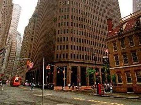 Офіс Goldman Sachs
