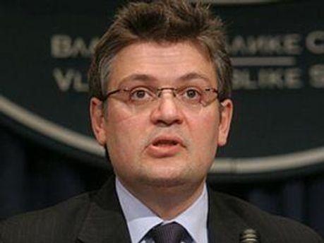 Держсекретар уряду Сербії Слободан Хомен