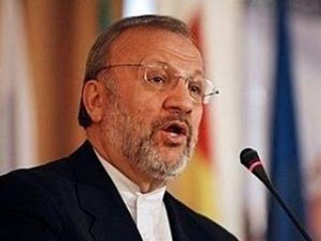 Міністр закордонних справ Ірану Манучехр Моттакі