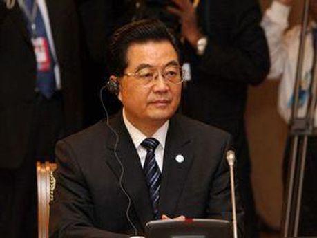 Голова КНР Ху Цзіньтао