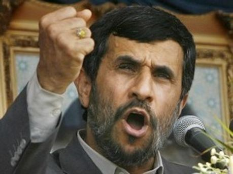 Махмуд Ахмадінеджад погрожує цілому світу