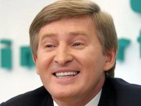 Підприємець і політик Рінат Ахметов