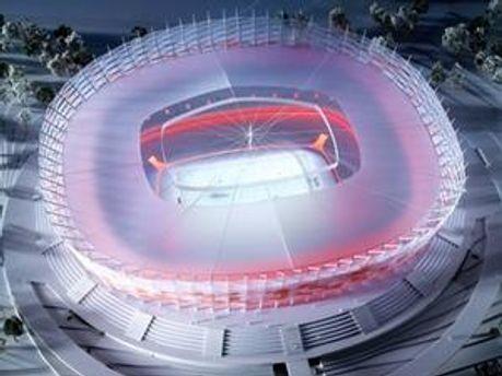 Проект стадіону до Євро-2012 у Варшаві