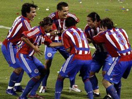 Збірна Парагваю