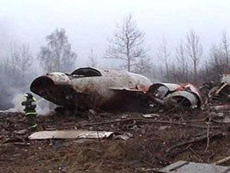 В результаті катастрофи, що сталася вранці 10 квітня, загинули всі 96 пасажирів