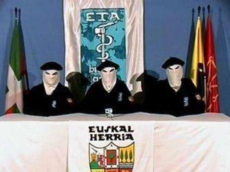 ЕТА - одна із найнебезпечніших терористичних організацій
