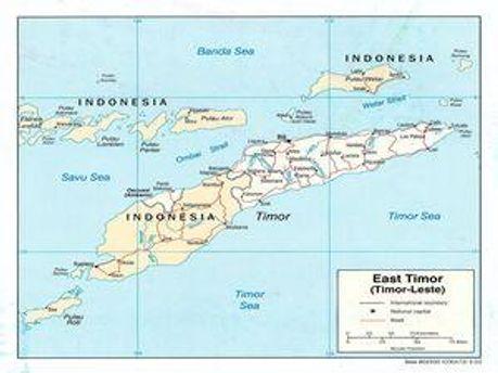 Далеко не кожен українець здатен знайти Східний Тимор на карті світу