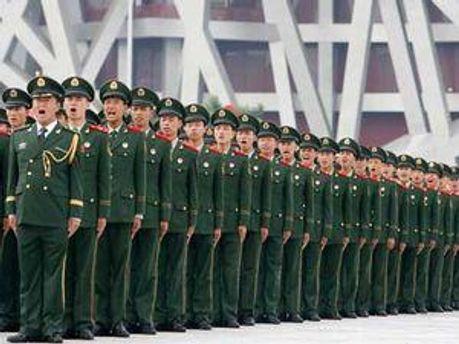 Китайська поліція