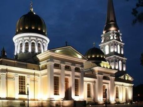 Одеський кафедральний Спасо-Преображенський собор