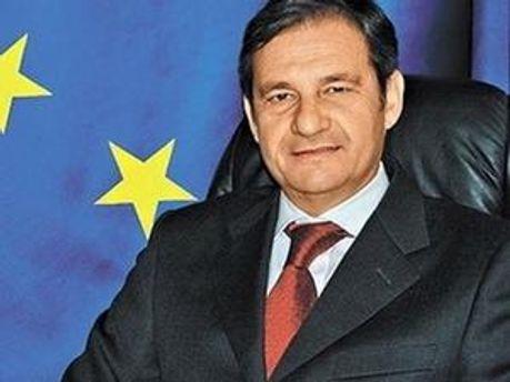 Глава Представництва ЄС в Україні Жозе Мануель Пінту Тейшейра