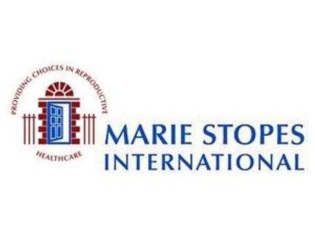 Логотип Marie Stopes