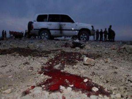 Терористи вбили 10 поліцейських