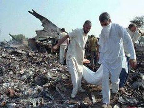 Авіакатастрофа в Індії