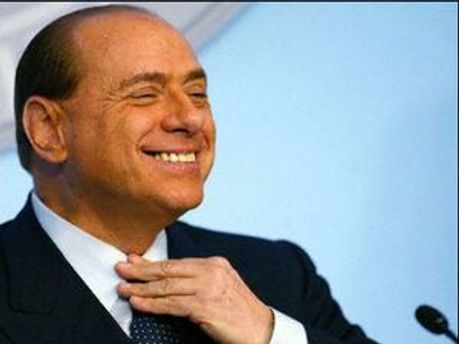 Прем'єр-міністр Італії Сільвіо Берлусконі