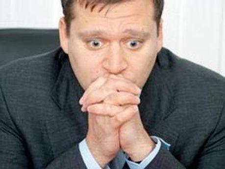 Герой скандального ролика Михайло Добкін