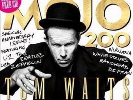 Фрагмент обкладинки ювілейного номера журналу Mojo