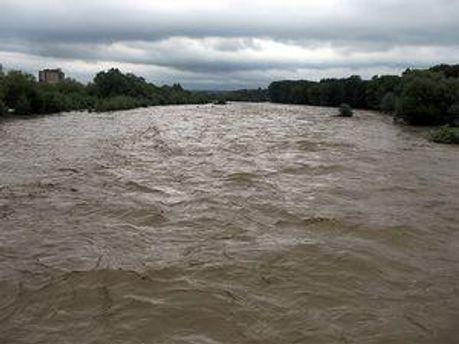 Остання найбільша повінь на Зоході України мала місце в 2008 році