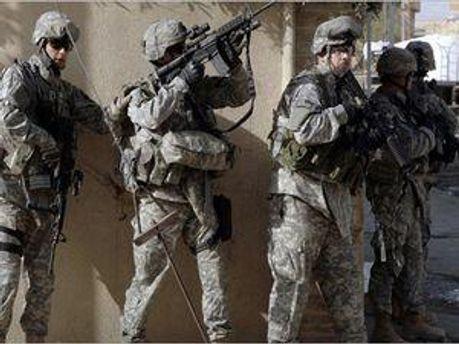 Американські солдати боротимуться з мігрантами