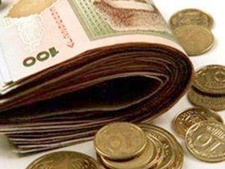 До загального фонду держбюджету за січень-квітень надійшло 58 154 млрд. грн.