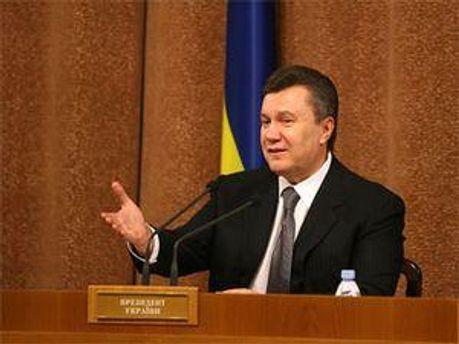 Віктор Янукович може дослухатися до порад Ледиди