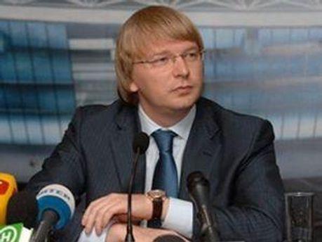 Генеральний директор ФК