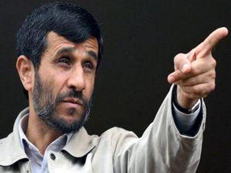 Махмуд Ахмаді Нежад