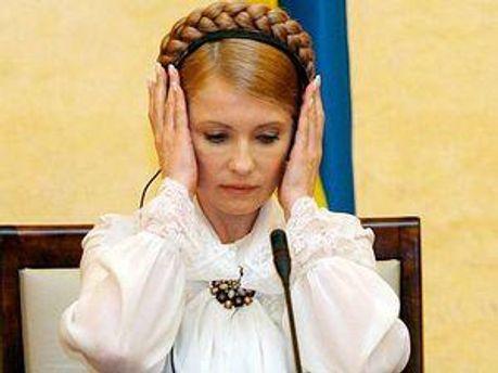 Тимошенко  переживає за малий та середній бізнес в Україні