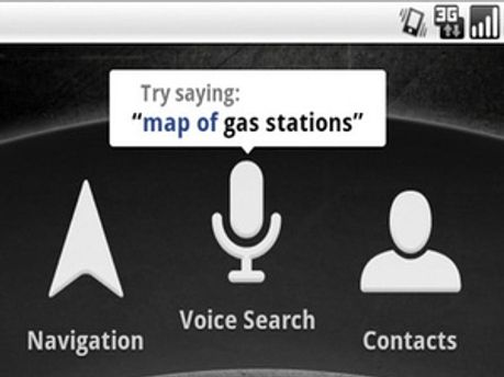 Вже зараз у деяких службах Google, які можна використовувати з мобільного телефону, керувати сервісами можна голосовими командами