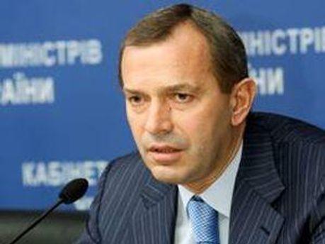 Перший віце-прем'єр України Андрій Клюєв