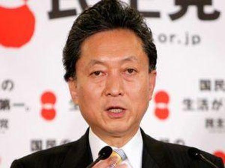 Прем'єр-міністр Японії Юкіо Хатояма