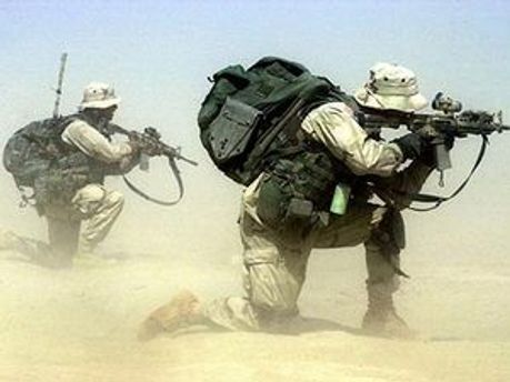 Американські солдати вАфганістані