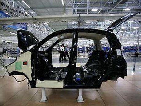 У Китаї зростає виробництво автомобілів