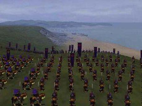 Кадр з гри Shogun: Total War