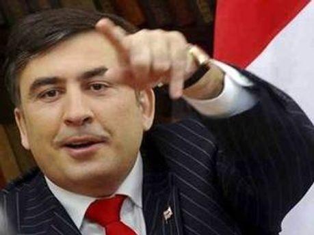 Президент Грузії Михайло Саакашвілі