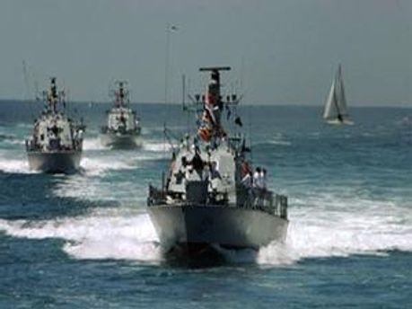 Корабель ізраїльського флоту