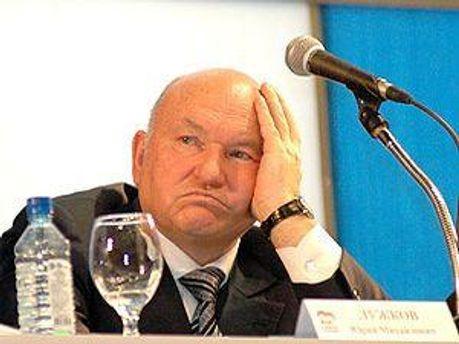 Лужкову в Україні і дальше не раді