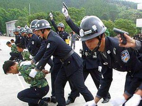 Страти у Китаї мають масовий характер
