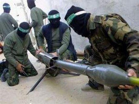 Бойовики ХАМАС обстріляли ізраїльське місто