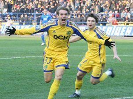 Марко Девіч забив свій перший гол у цьому чемпіонаті