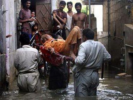 Повінь в Пакистані